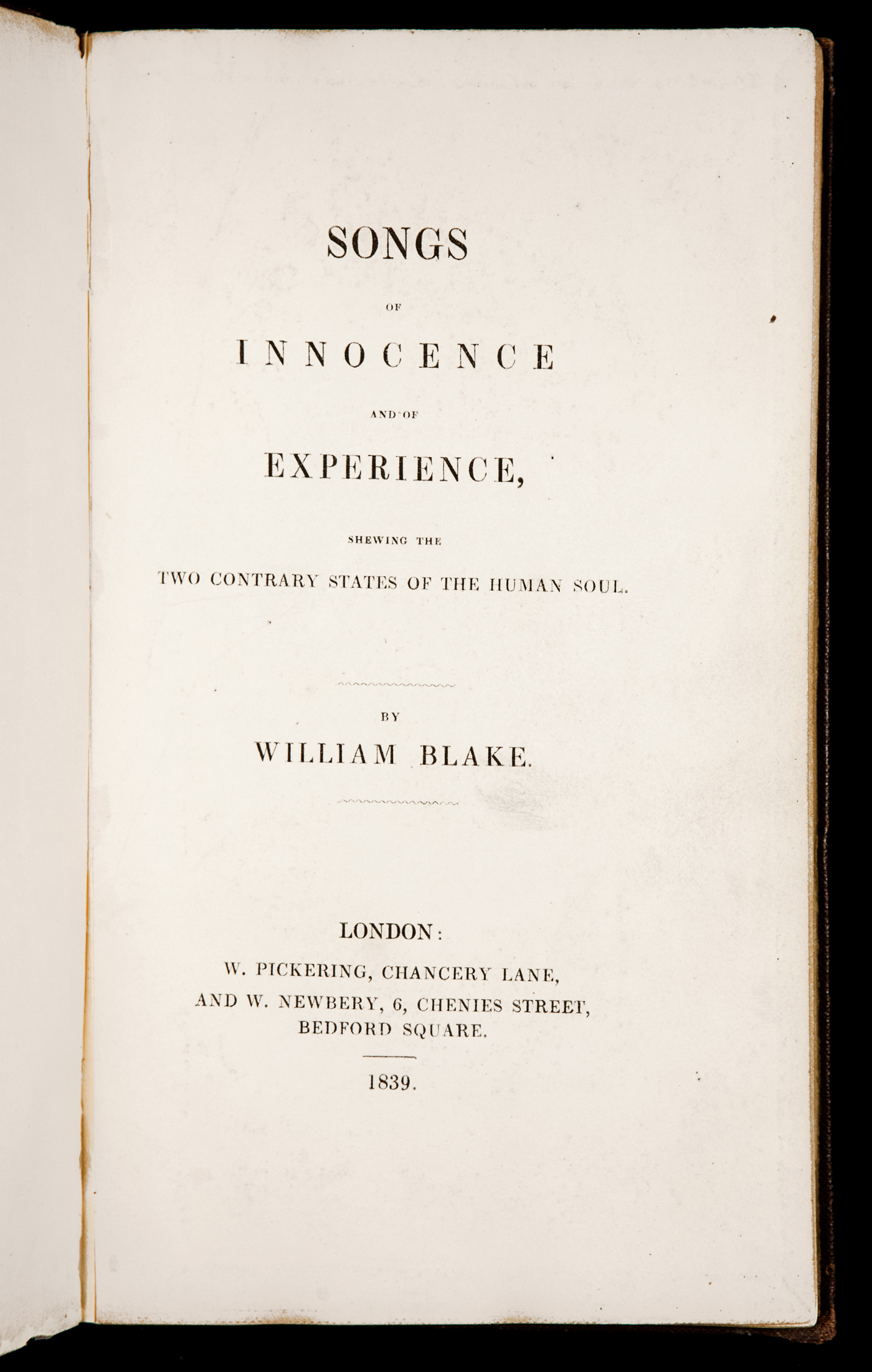 """william blakes the chimney sweeper innocence vs experience William blake's songs of innocence and of experience contain parallel poems that contrast innocence and experience two such poems that share the name """"the chimney sweeper"""" both depict a."""